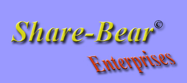Share-Bear Enterprises©